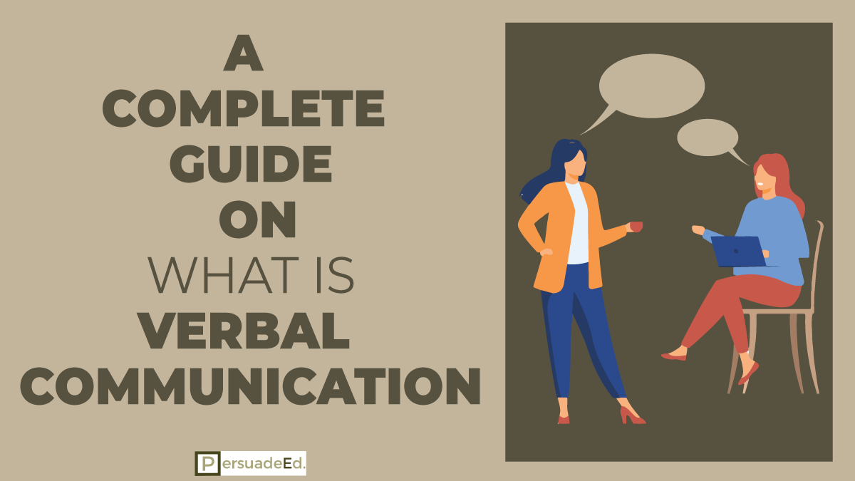 Verbal Communication: Types and Objectives