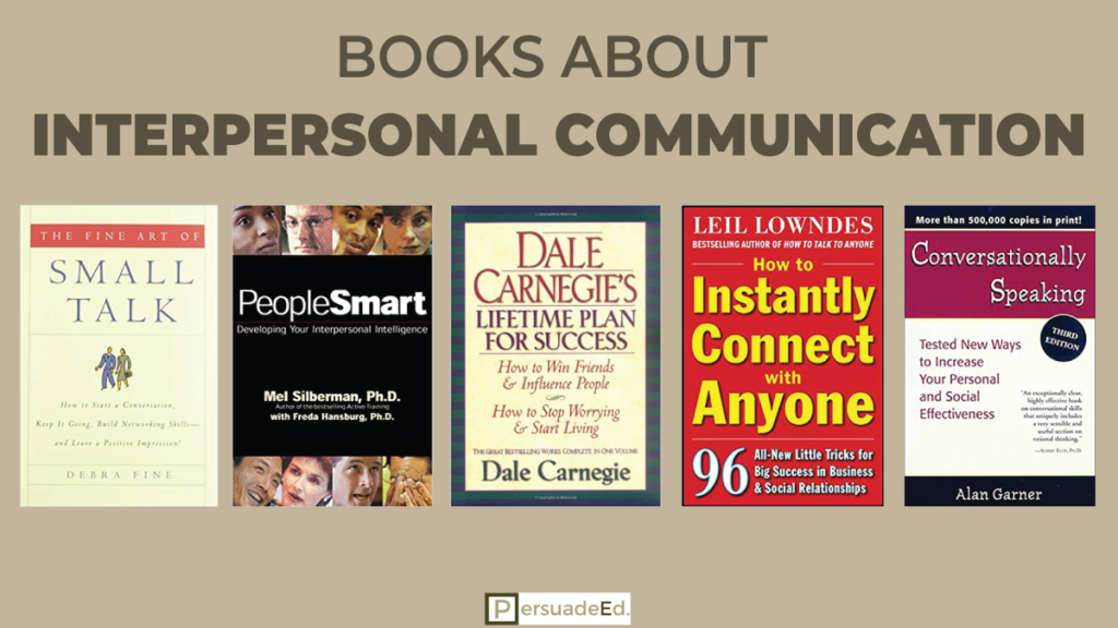 Books about interpersonal communication