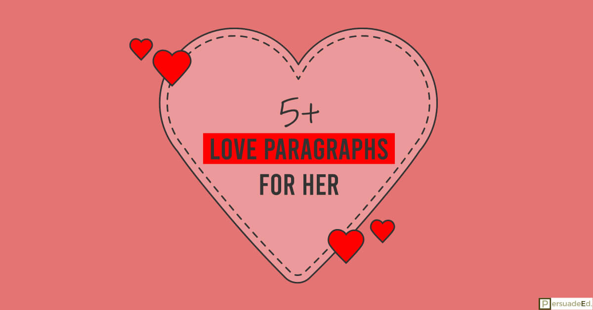 5+ Love Paragraphs For Her